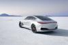 Infiniti Q Inspiration concept : une berline électrique pour Detroit