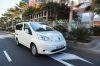 Nissan e-Evalia (2018) :  les portes des villes s'ouvrent devant lui