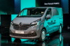 Renault Trafic 2019 : restylage et nouveau moteur 2.0 dCi