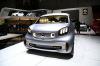 Smart forease+ : les photos officielles du concept 100% électrique !