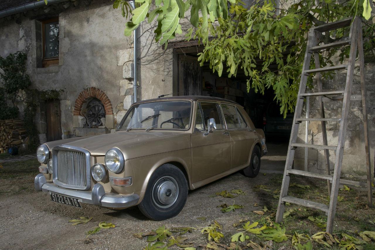 La Vanden Plas Princess de Charles Aznavour en vente