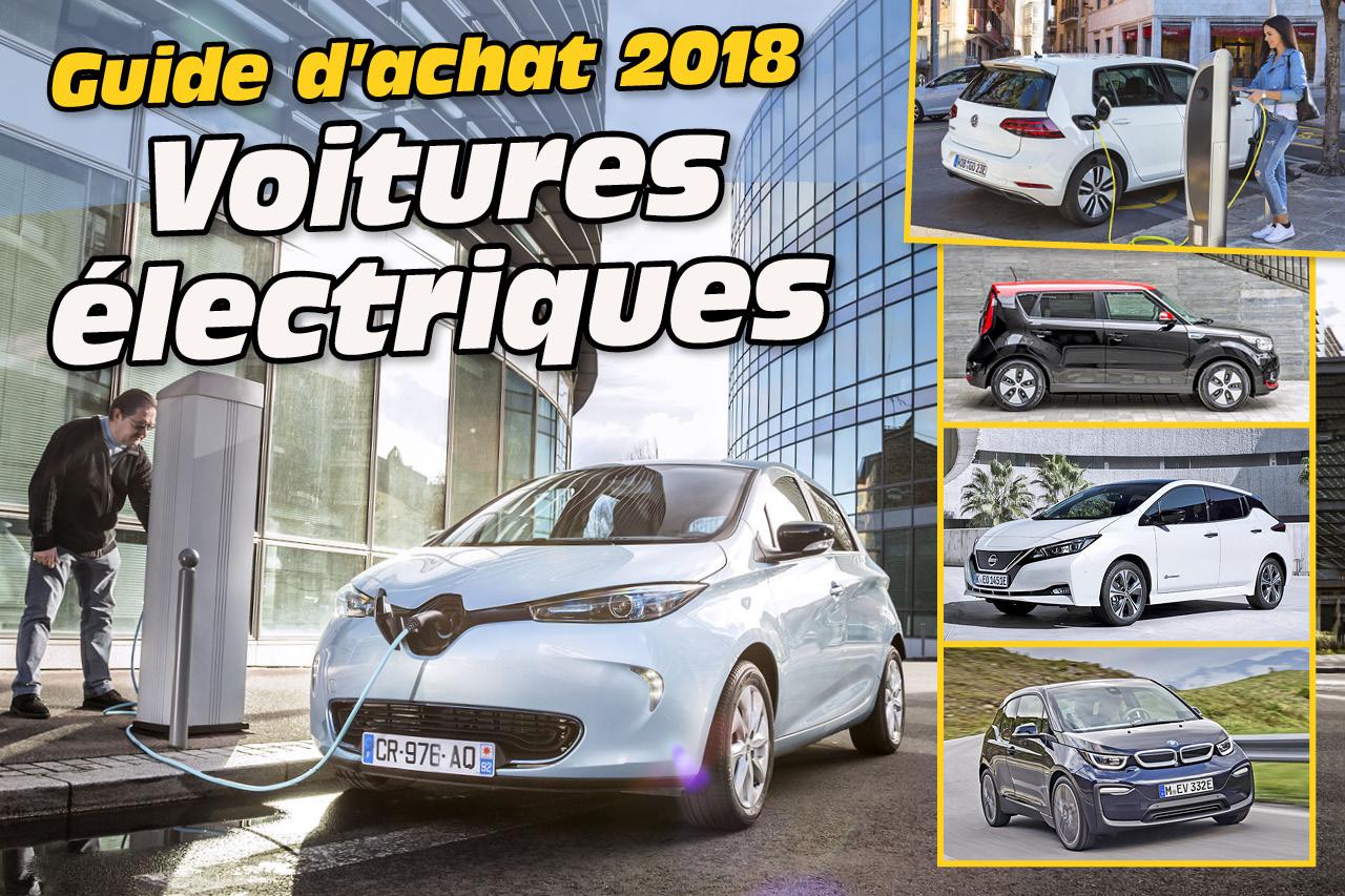 meilleur vehicule electrique 2016