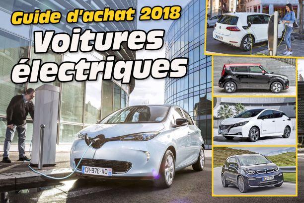 quelle voiture électrique acheter en 2018 ? - l'argus