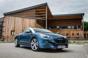Top 30 des ventes de coupés en France en 2015
