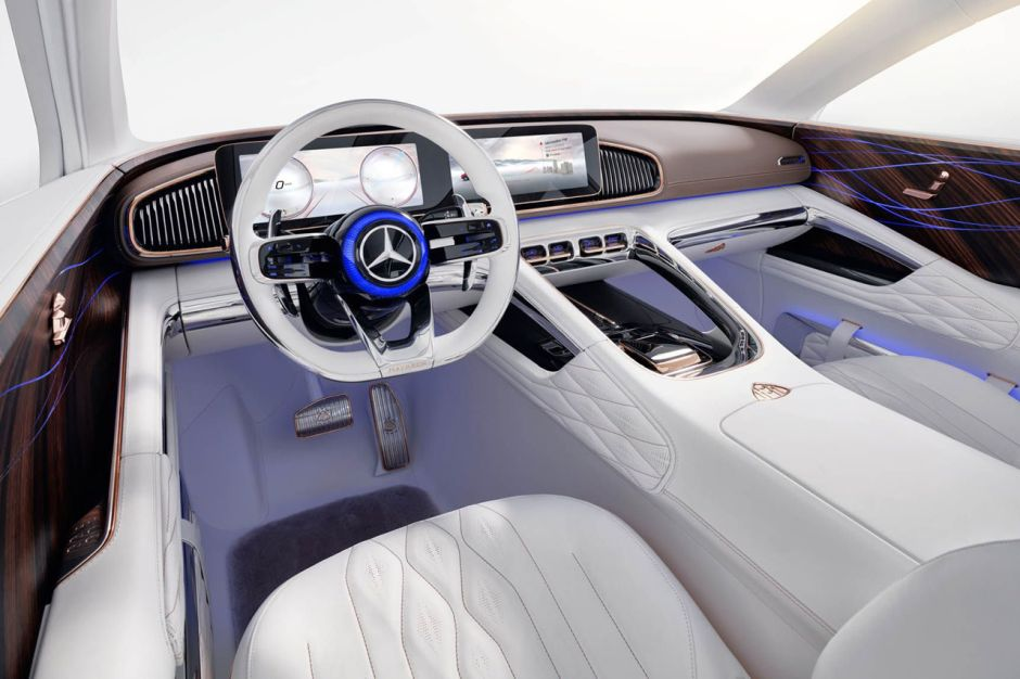 vision mercedes maybach ultimate luxury concept ultime suv de luxe photo 13 l 39 argus. Black Bedroom Furniture Sets. Home Design Ideas