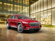 Vision Mercedes-Maybach Ultimate Luxury concept : ultime SUV de luxe ?