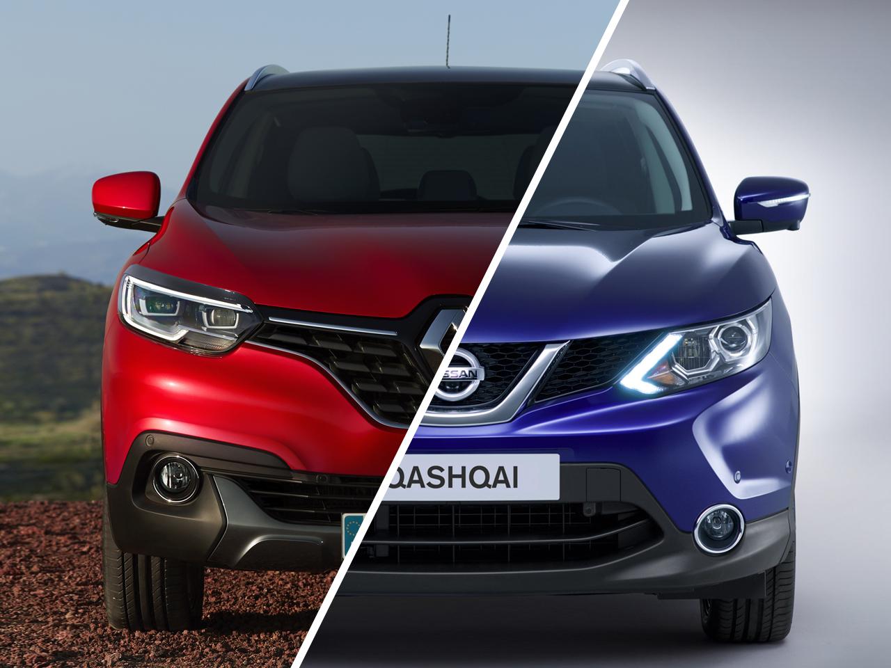 Renault Kadjar - Nissan Qashqai : le jeu des 7 erreurs - L ...