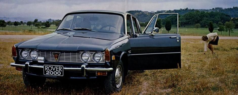 voiture de l 39 ann e le palmar s de 1964 2017 voiture de l 39 ann e 1964 rover 2000 l 39 argus. Black Bedroom Furniture Sets. Home Design Ideas