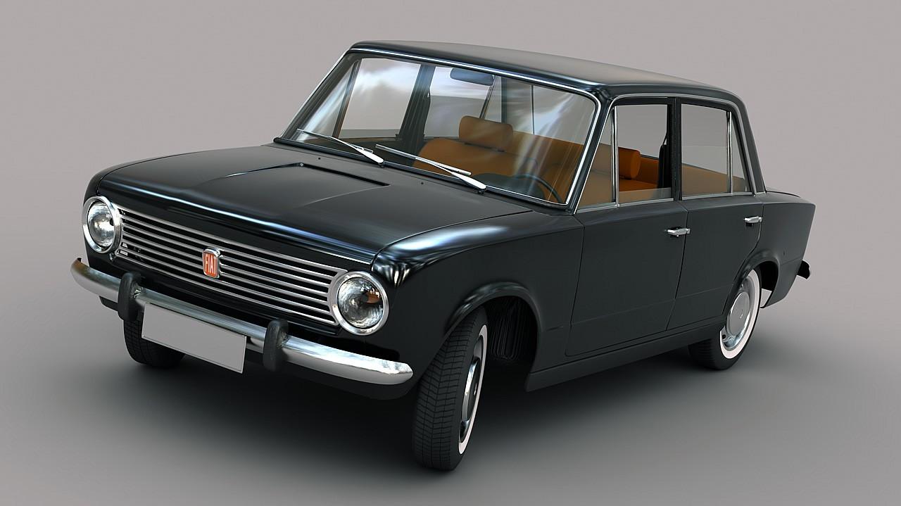 voiture de l 39 ann e le palmar s de 1964 2017 voiture de l 39 ann e 1967 fiat 124 l 39 argus. Black Bedroom Furniture Sets. Home Design Ideas