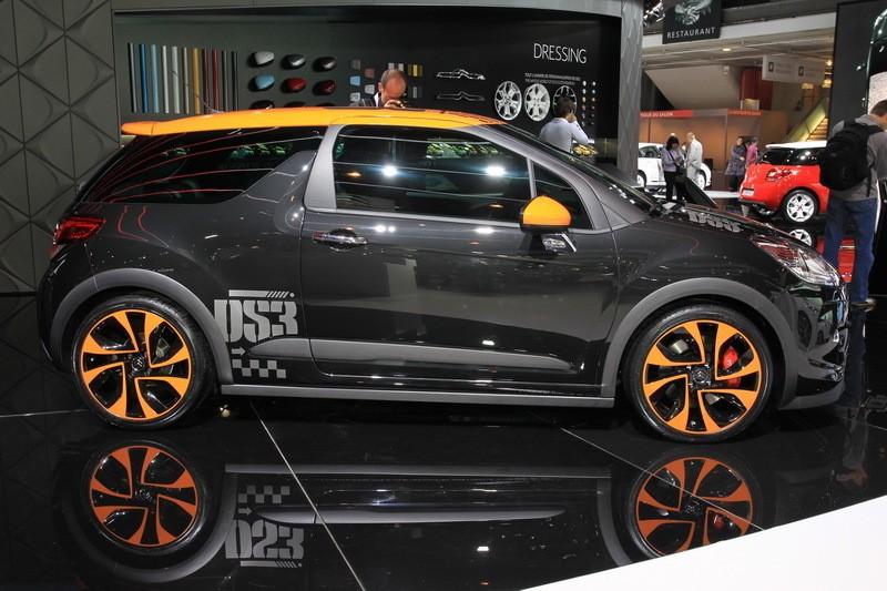 les voitures sans permis jouent aux grandes au mondial de paris 2016 ds3 l 39 argus. Black Bedroom Furniture Sets. Home Design Ideas