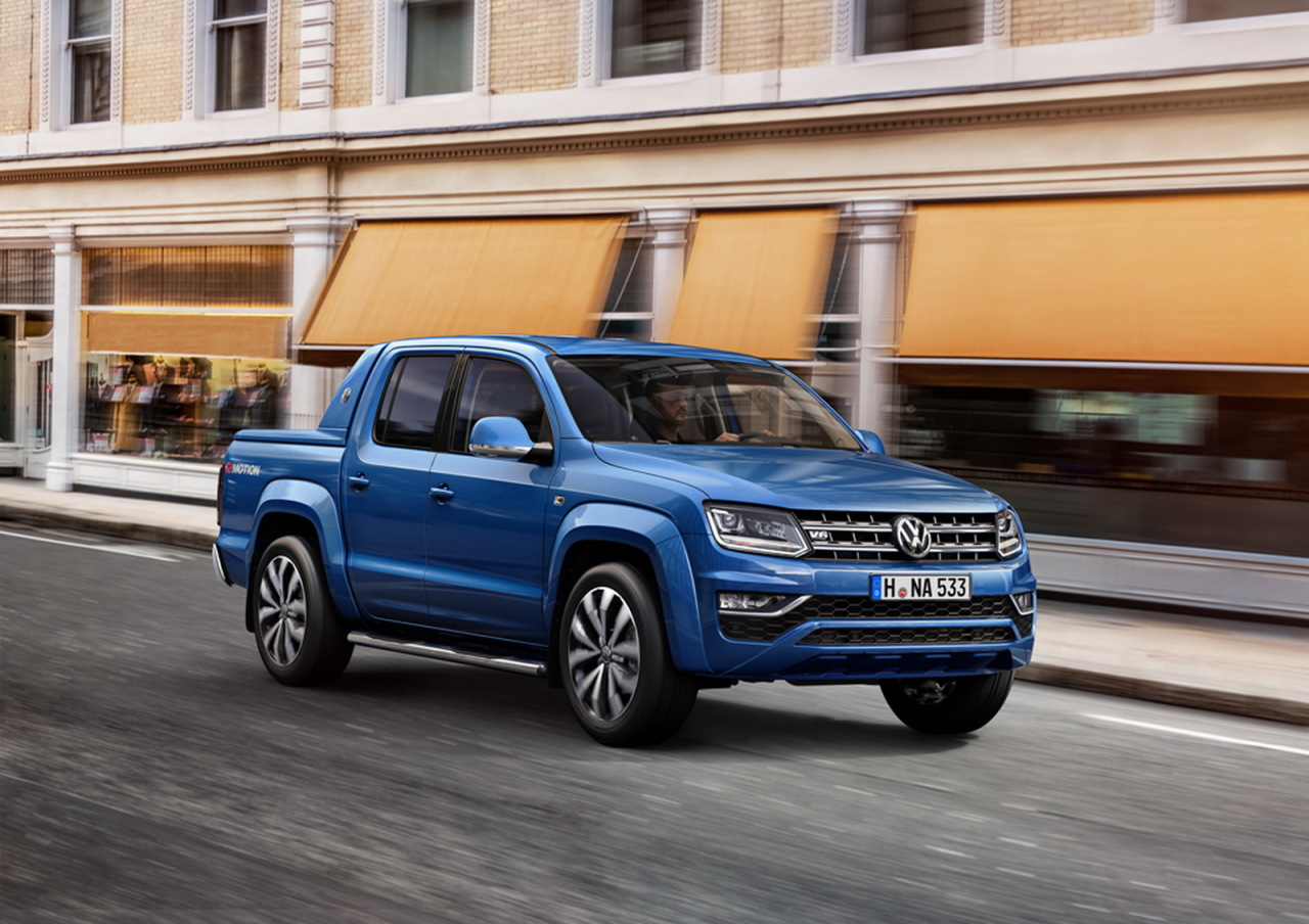 volkswagen amarok 2016 nouvelles photos d couverte de l 39 int rieur photo 2 l 39 argus. Black Bedroom Furniture Sets. Home Design Ideas