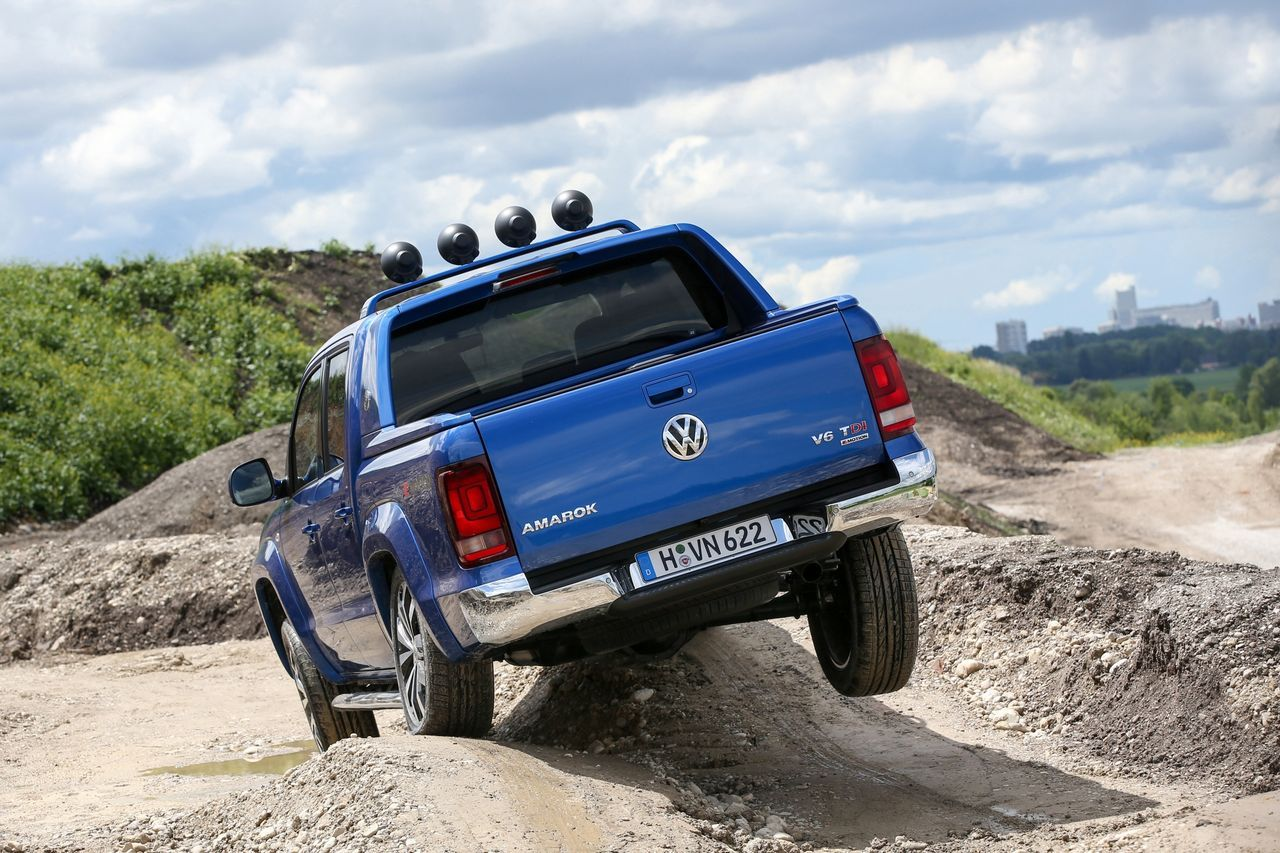 essai volkswagen amarok 2016 un pick up high luxe photo 4 l 39 argus. Black Bedroom Furniture Sets. Home Design Ideas