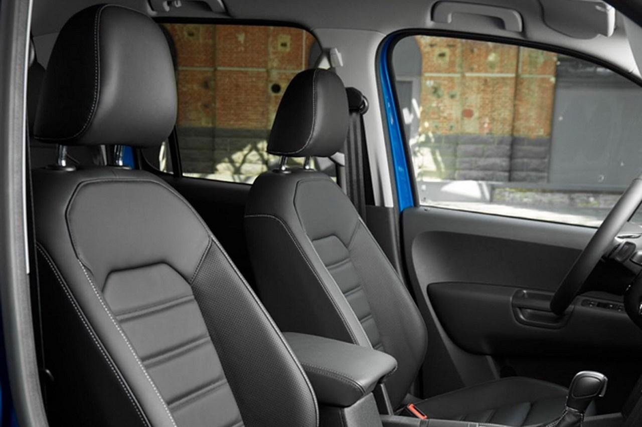 volkswagen amarok 2016 nouvelles photos d couverte de l 39 int rieur l 39 argus. Black Bedroom Furniture Sets. Home Design Ideas