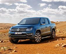 Volkswagen Amarok 2016 vue avant