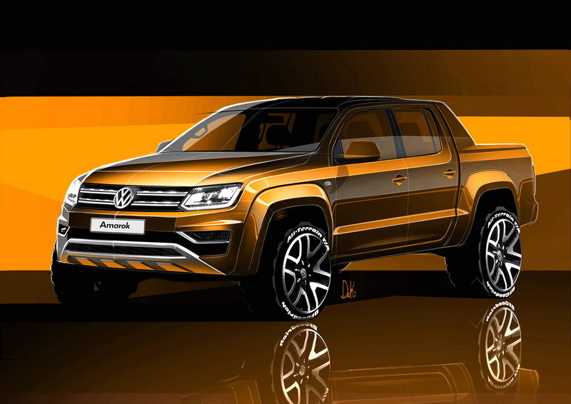 volkswagen amarok restyl 2016 look int rieur et ext rieur revu l 39 argus. Black Bedroom Furniture Sets. Home Design Ideas