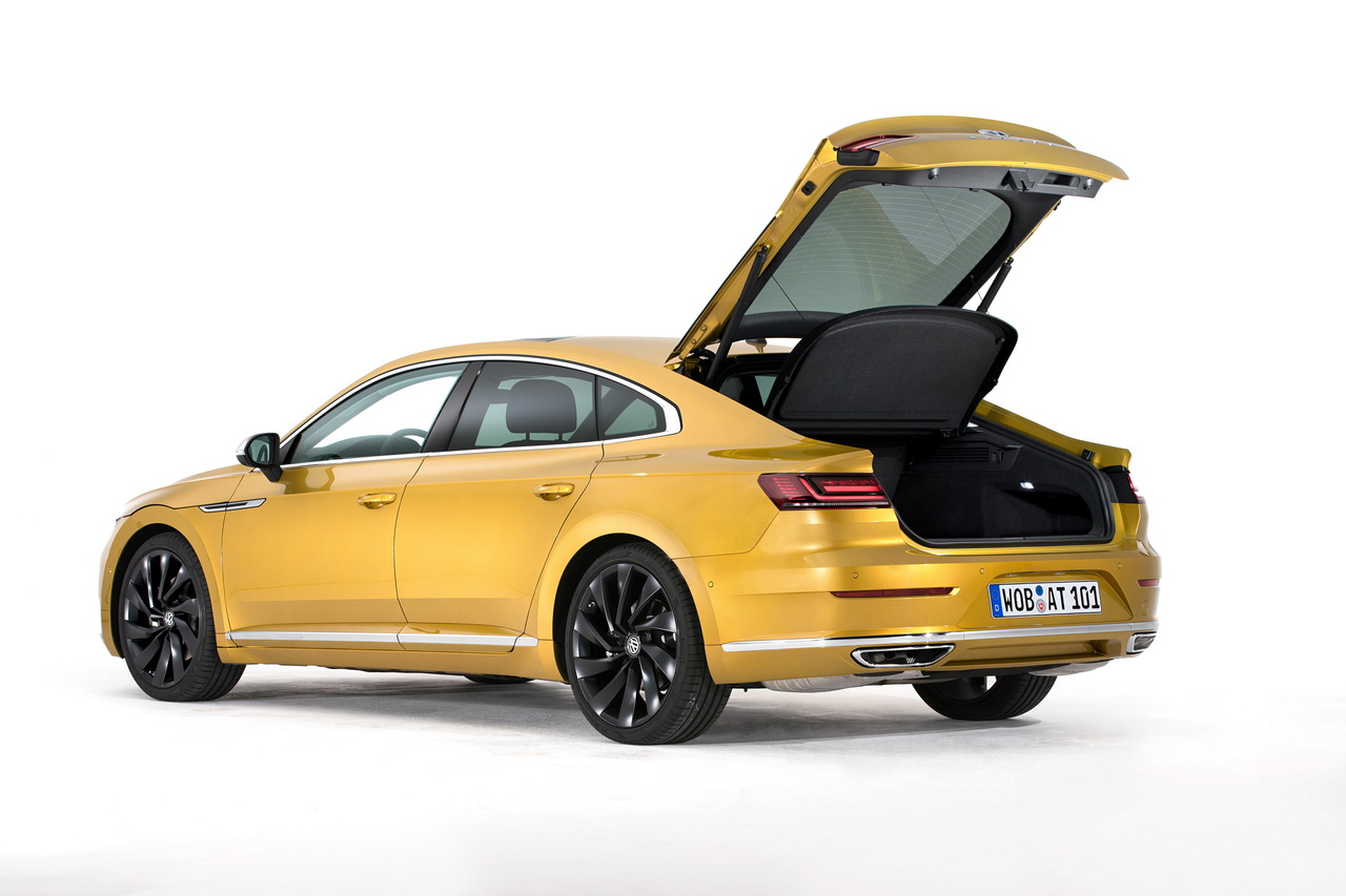 volkswagen arteon impressions en vid o bord de la superbe passat photo 4 l 39 argus. Black Bedroom Furniture Sets. Home Design Ideas