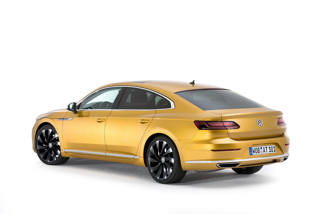 volkswagen arteon impressions en vid o bord de la superbe passat photo 14 l 39 argus. Black Bedroom Furniture Sets. Home Design Ideas