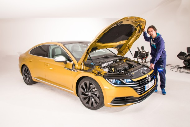 volkswagen arteon d couvrez ses trois personnalit s en vid o l 39 argus. Black Bedroom Furniture Sets. Home Design Ideas
