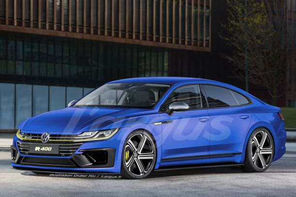 volkswagen arteon r 2019 un moteur vr6 de 400 ch sous le. Black Bedroom Furniture Sets. Home Design Ideas
