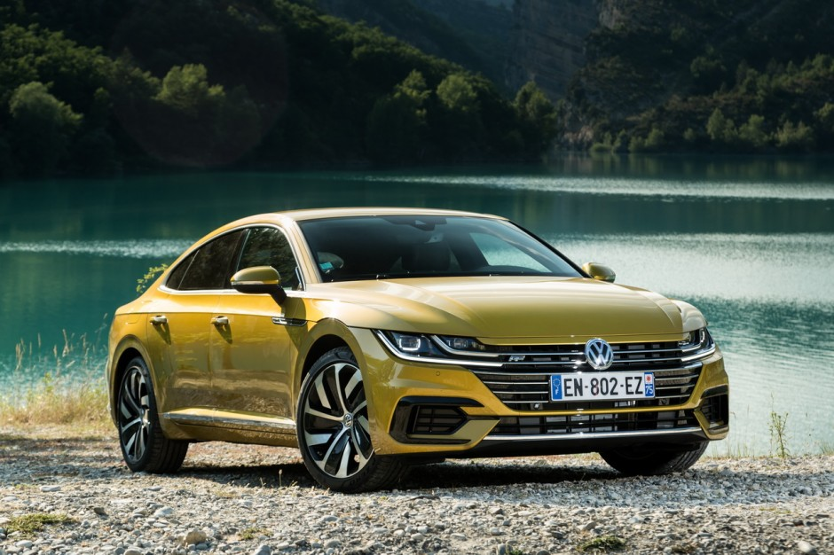 essai volkswagen arteon 2 0 tdi 240 ch le d sir au prix fort photo 10 l 39 argus. Black Bedroom Furniture Sets. Home Design Ideas