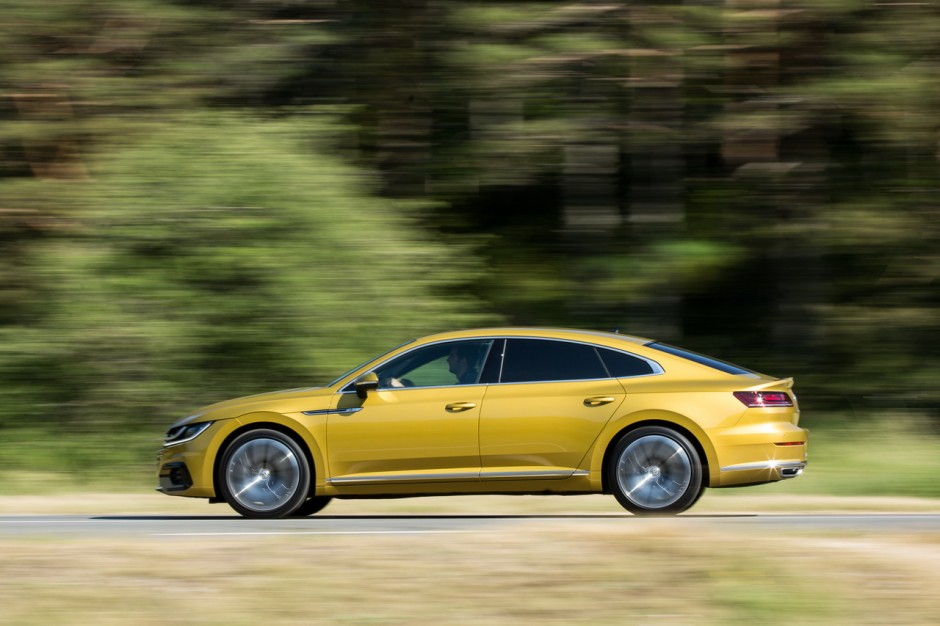 essai volkswagen arteon 2 0 tdi 240 ch le d sir au prix fort photo 12 l 39 argus. Black Bedroom Furniture Sets. Home Design Ideas