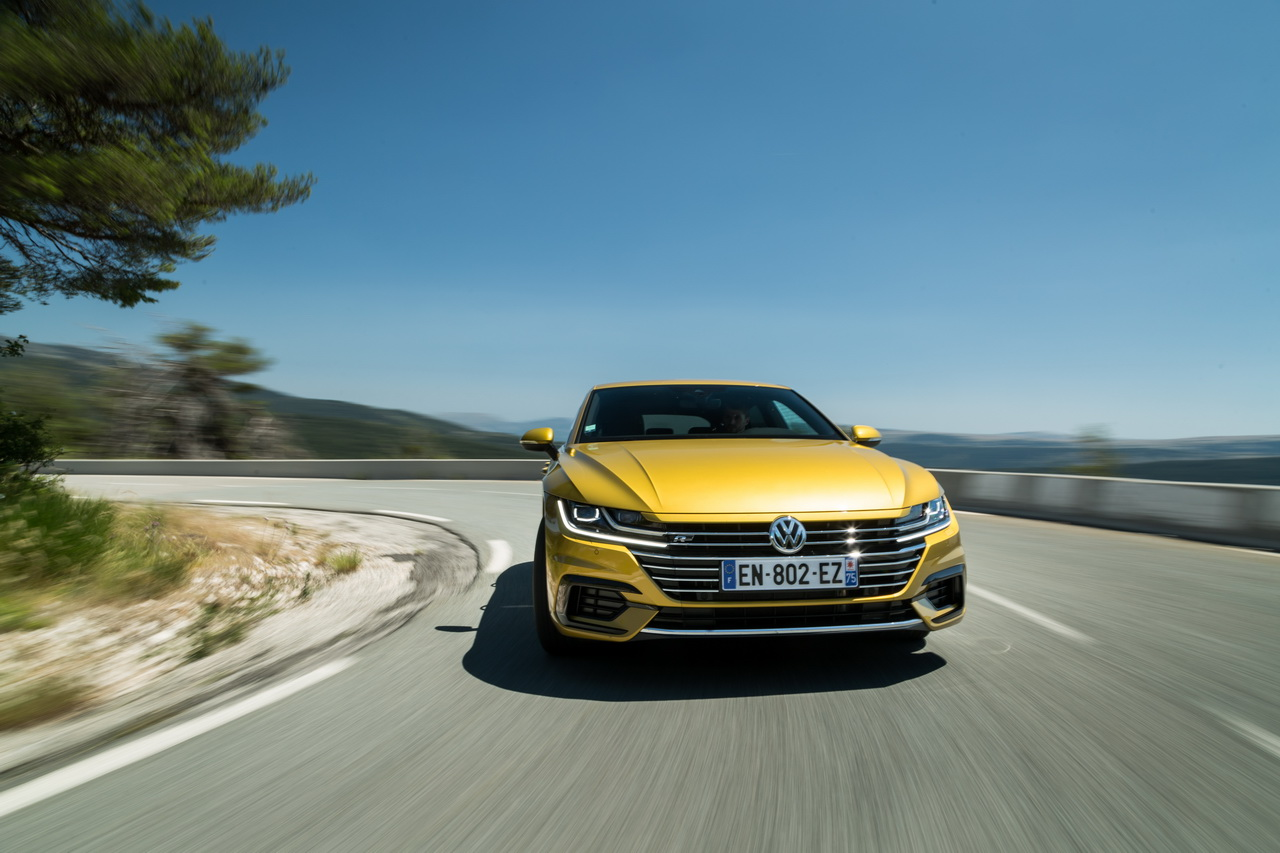 essai volkswagen arteon 2 0 tdi 240 ch le d sir au prix fort photo 19 l 39 argus. Black Bedroom Furniture Sets. Home Design Ideas