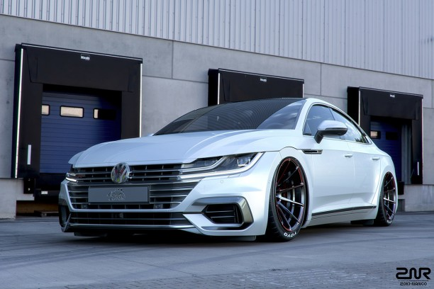 volkswagen arteon d j victime du tuning l 39 argus. Black Bedroom Furniture Sets. Home Design Ideas