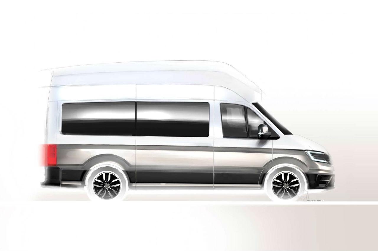 volkswagen california un nouveau camping car bient t pr sent photo 1 l 39 argus. Black Bedroom Furniture Sets. Home Design Ideas