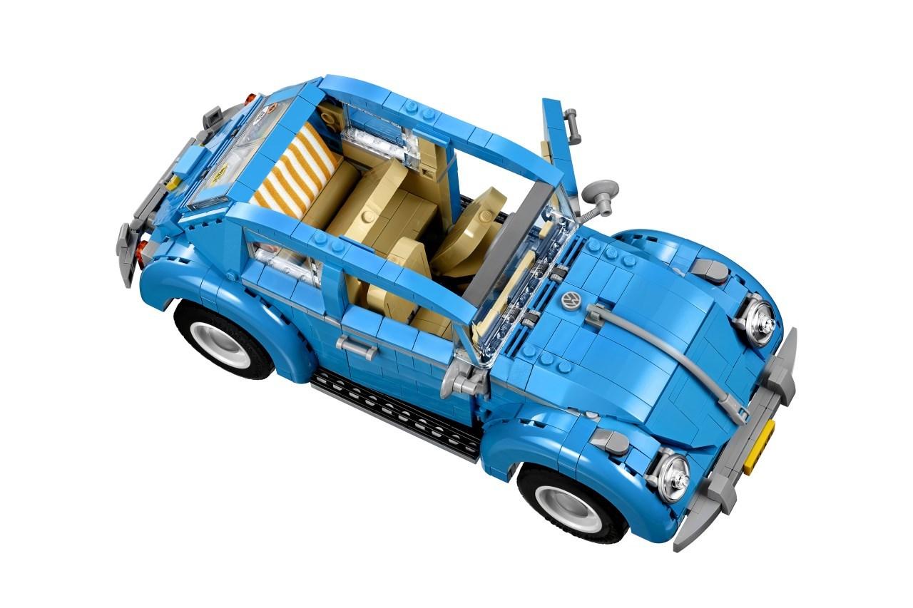 voiture coccinelle lego