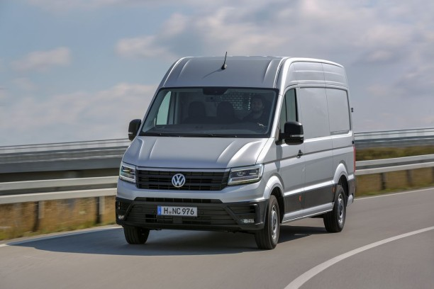 VW Crafter 2017