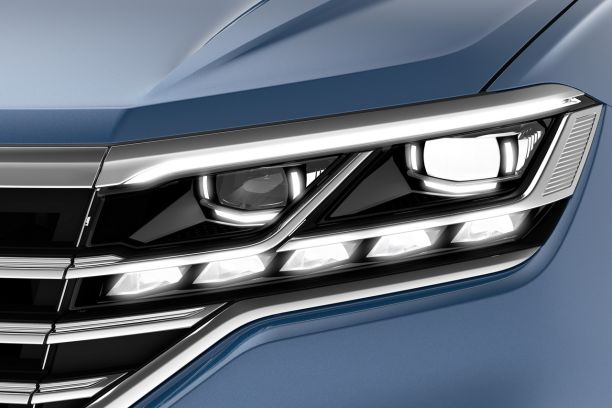 Volkswagen : l'éclairage du futur sera communicant et personnalisable