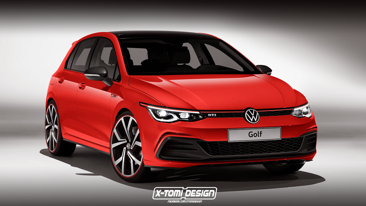 Volkswagen Golf 8 (2020) : toutes les futures sportives