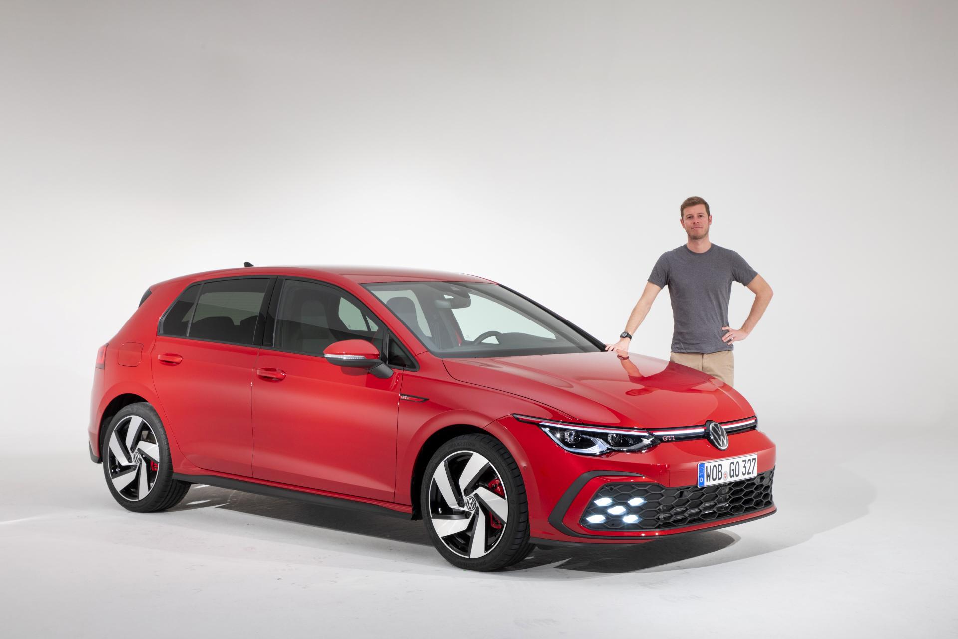 Volkswagen Golf 8 Gti Et Gtd 2020 A Bord Des Golf Sportives