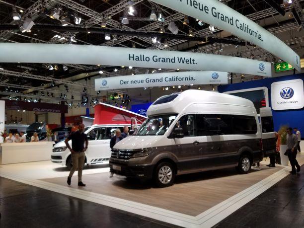 Volkswagen grand california visite guid e en vid o l 39 argus for Argus koleos