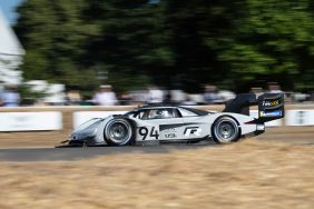 Volkswagen I.D. R Pikes Peak goodwood 2018