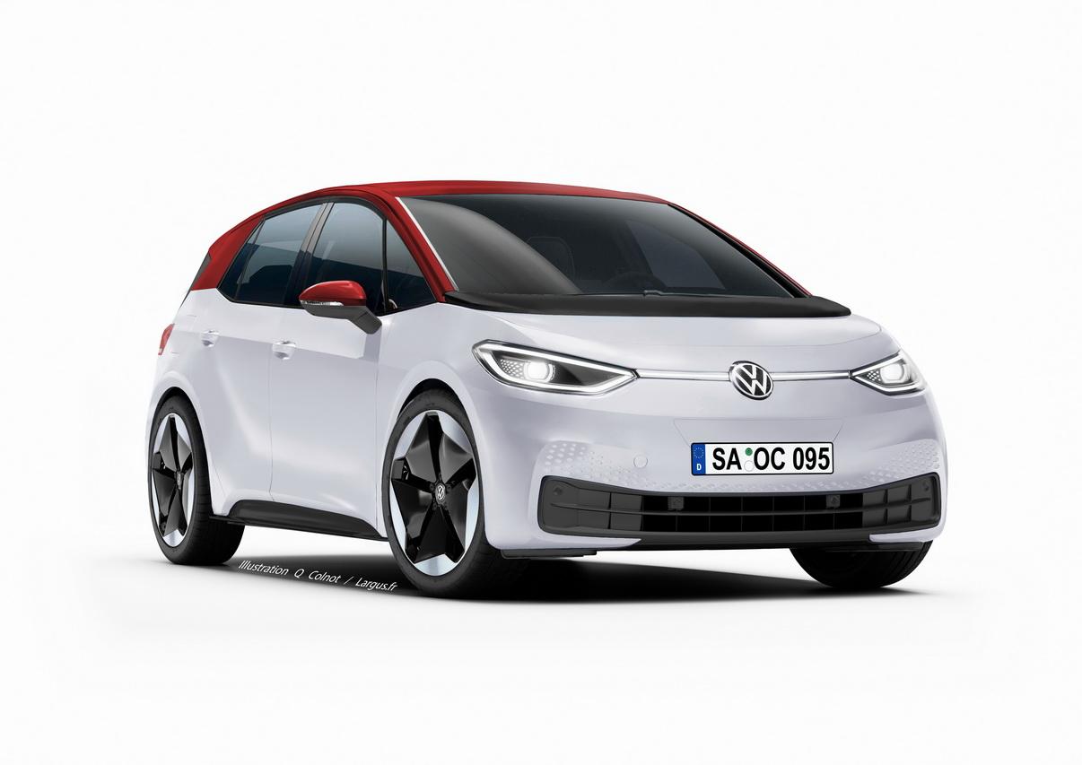Prix Volkswagen ID.3 : réservation, autonomie, date de ...