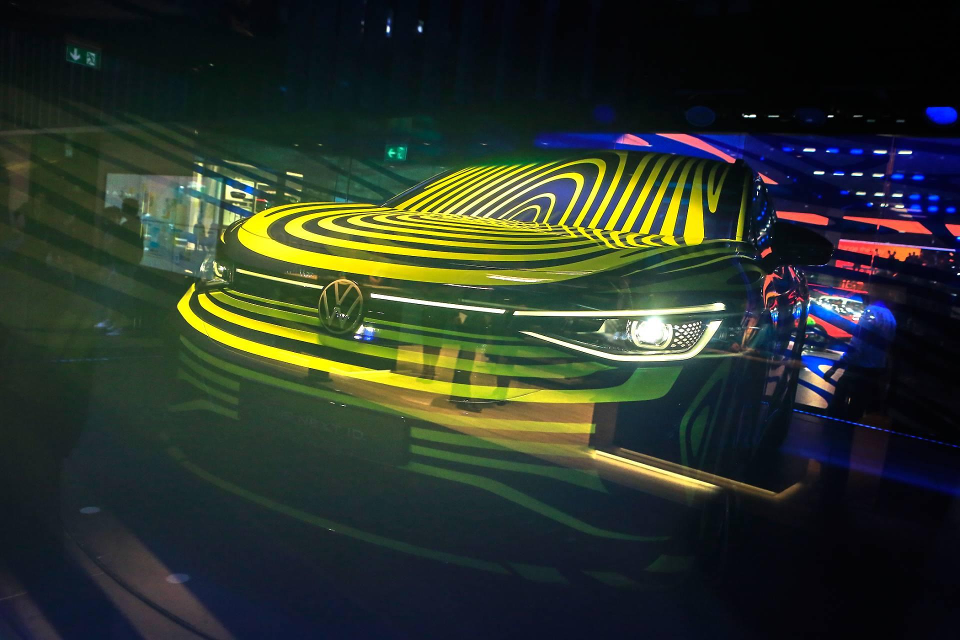 Volkswagen ID.4 : le SUV électrique dévoilé en février 2020 à Chicago