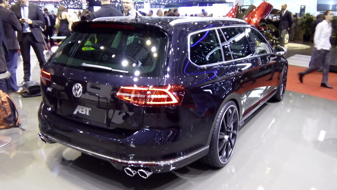 Salon de gen ve 2015 le stand abt les audi et des vw for Geneve 2015 salon