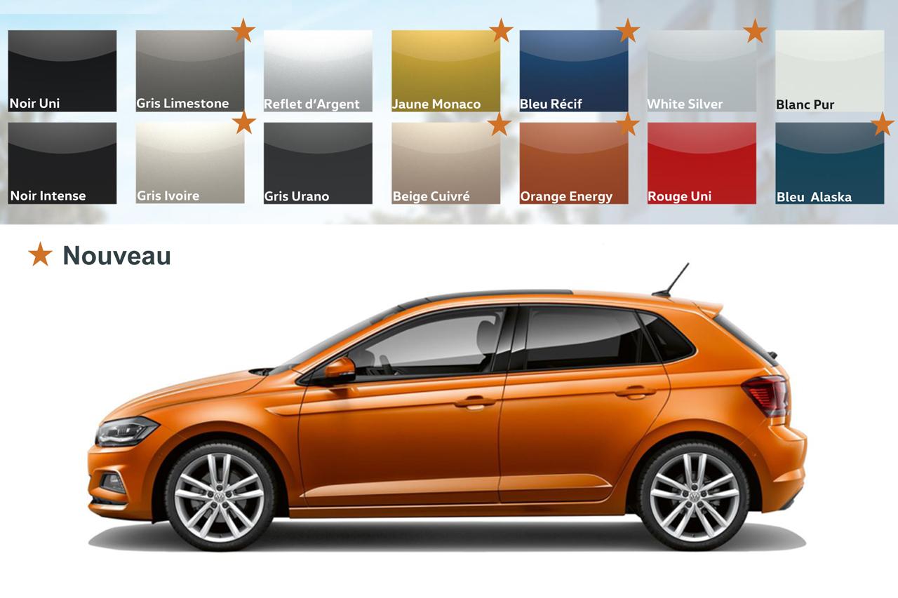 volkswagen polo 6 tous les d tails de la gamme en images volkswagen polo vi l 39 argus. Black Bedroom Furniture Sets. Home Design Ideas