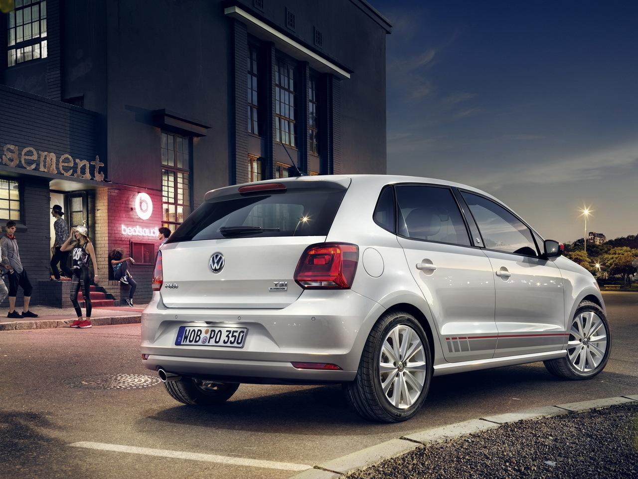 Volkswagen polo beats audio moteur