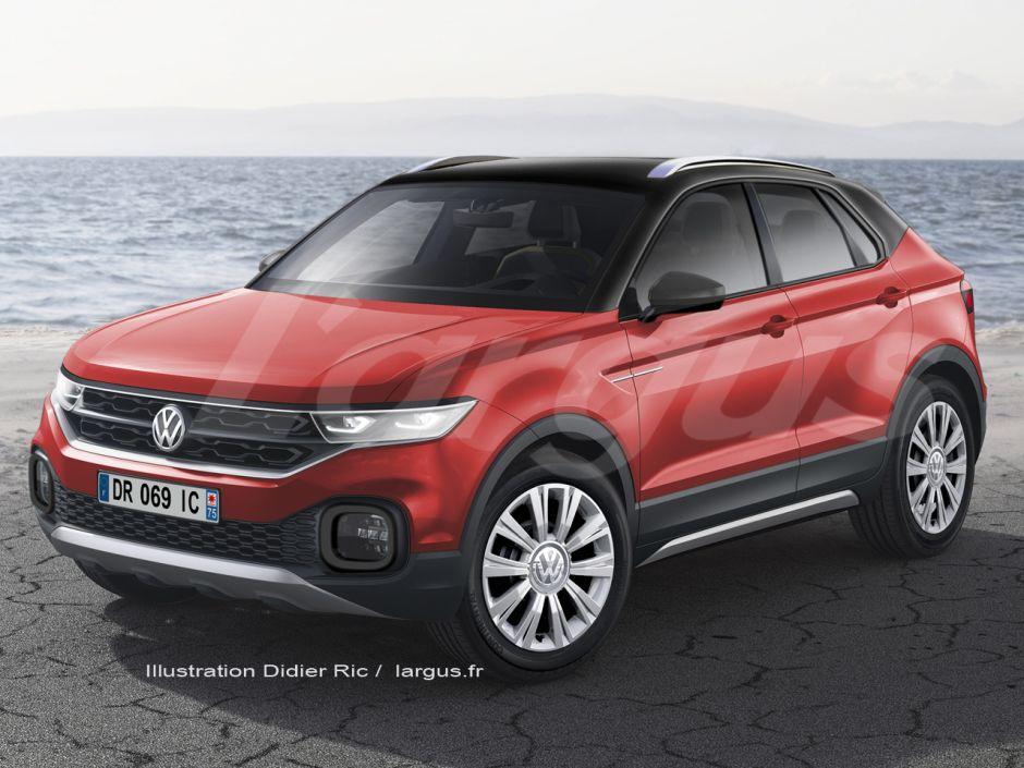 Les futurs SUV de Volkswagen : sept modèles en préparation ...