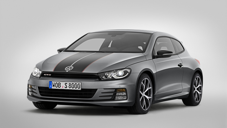 volkswagen scirocco gts une s rie limit e avec 220 ch l 39 argus. Black Bedroom Furniture Sets. Home Design Ideas