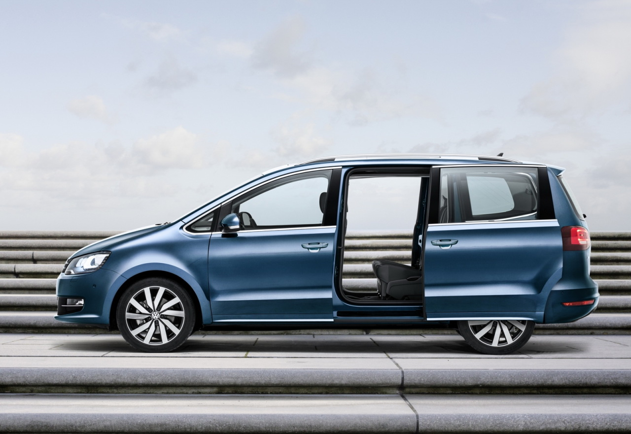 volkswagen sharan 2015 l ger restylage pour le monospace. Black Bedroom Furniture Sets. Home Design Ideas
