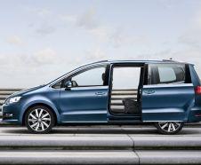 Tarifs du nouveau Volkswagen Sharan : prix d'appel en hausse