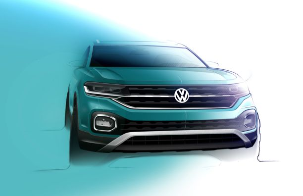 volkswagen t cross nouveau teaser l 39 argus. Black Bedroom Furniture Sets. Home Design Ideas