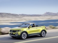 "Volkswagen T-Cross Breeze : photos officielles du ""Captur"" de VW"