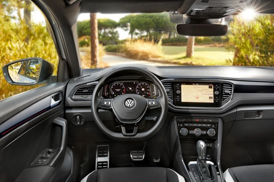 volkswagen t roc le 1 5 tsi 150 arrive au catalogue. Black Bedroom Furniture Sets. Home Design Ideas