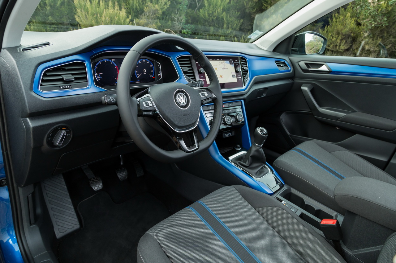 essai volkswagen t roc 1 0 tsi le test du t roc premier. Black Bedroom Furniture Sets. Home Design Ideas