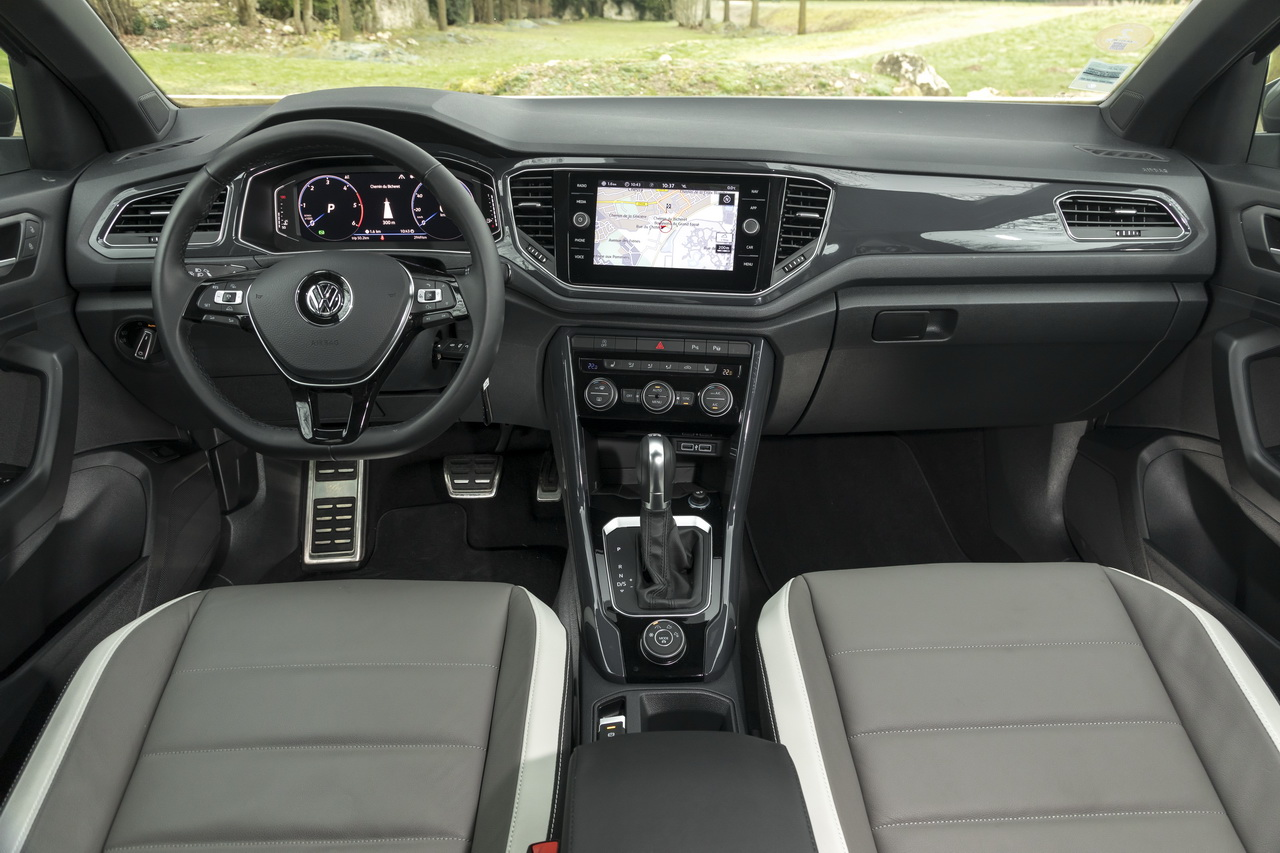 essai volkswagen t roc 2 0 tdi notre avis sur le t roc diesel photo 27 l 39 argus. Black Bedroom Furniture Sets. Home Design Ideas