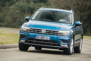 actualit volkswagen tiguan l argus. Black Bedroom Furniture Sets. Home Design Ideas